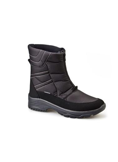 Antarctica Boots Kar Botu Siyah